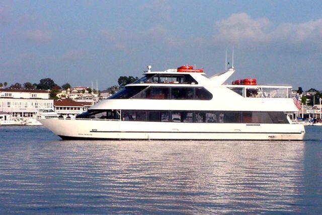 The Royal Princess Yacht Newport Beach